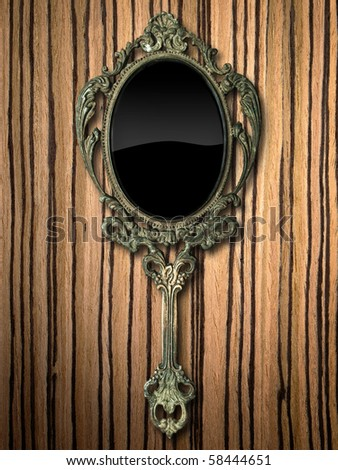 Vintage Hand Mirror Stock Images Royalty Free Images