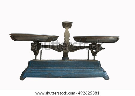 ancient herbal scales, The scales balance weight machine use for weighing of ancient Chinese herbs