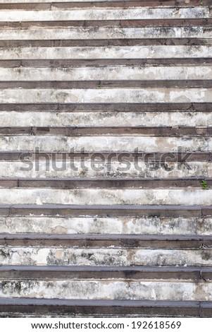 Ancient Satairway - stock photo