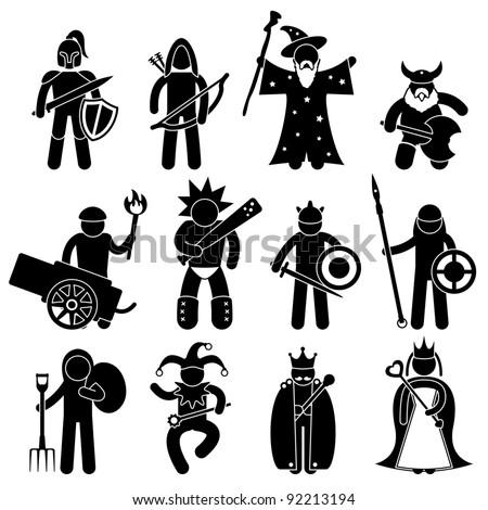 African Warrior Symbols