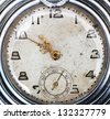 ancient watch. - stock photo
