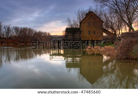 Ancient Watermill
