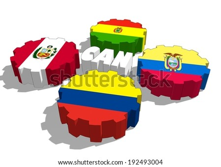 the andean community of nations Andean countries and usa: how much can be expected from ftas  venezuela was part of andean community of nations 5.