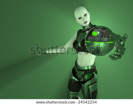android - stock photo