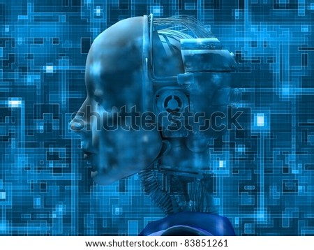 Android Reveals Internal Technology Of Their Electrical Circuit 09 - stock photo