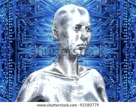 Android Reveals Internal Technology Of Their Electrical Circuit 11 - stock photo