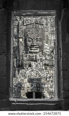 angkor thom in door fame