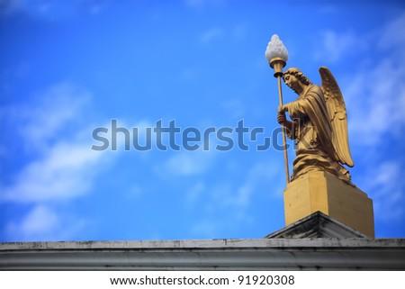 angle - stock photo