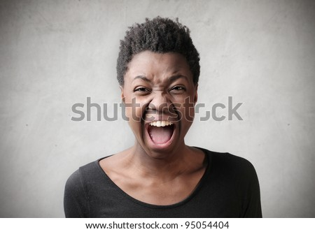 Angry Black Woman Stock Images, Royalty-Free Images ...