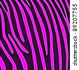 Animal background pattern - stock vector