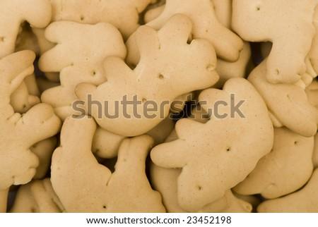 Animal Crackers - stock photo