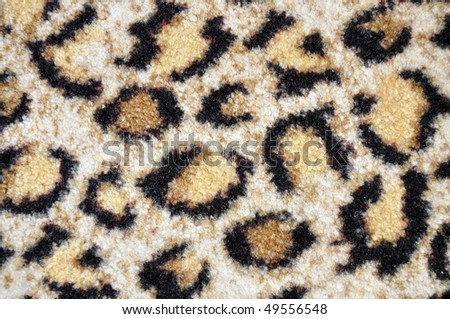 Animal print useful as a background pattern - stock photo