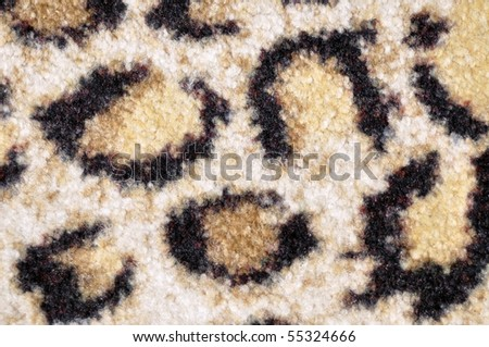 Animal print useful as a background texture / design. - stock photo