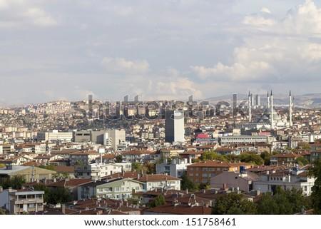 Ankara, Turkey. - stock photo