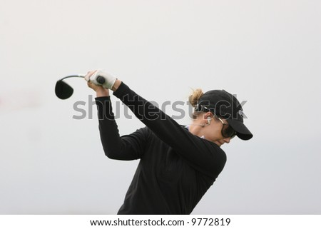 Anna Rawson (Australia), Ladies Golf European Tour, Castellon, Spain, 2006