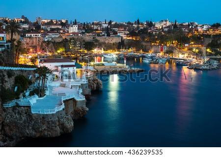 Antalya, Turkey - stock photo