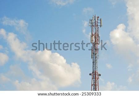 antena - stock photo