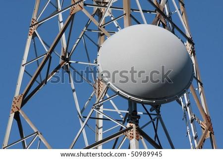 antenna 2 - stock photo