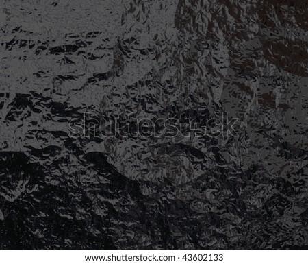 Anthracite Coal - stock photo