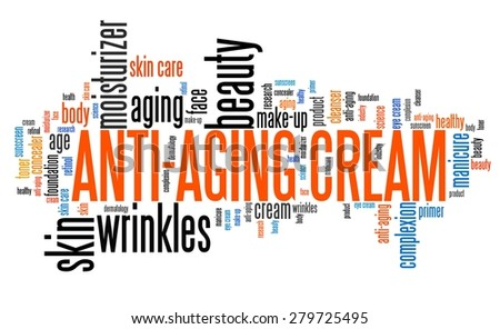 Image result for images with the words anti wrinkle cream