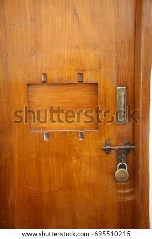 Antic door lock & Door Closer Stock Images Royalty-Free Images u0026 Vectors   Shutterstock pezcame.com