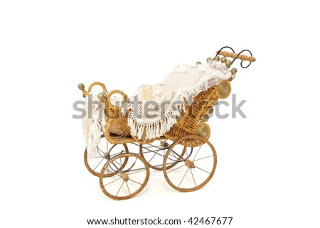 Antique Carriage - stock photo