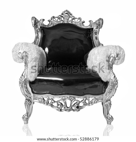antique chair isolated on white - Antique Chair Isolated On White Stock Photo 52886179 - Shutterstock