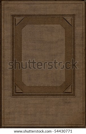 Antique Frame for photograph