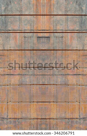 antique grunge wooden wall background