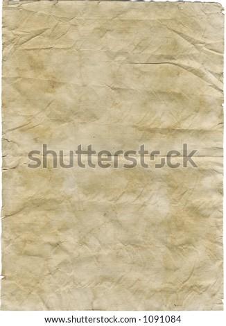 laid paper