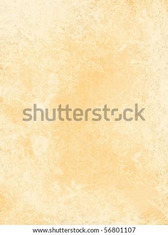 antique looking beige parchment - stock photo