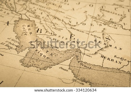 Antique map world persian gulf strait stock photo image royalty antique map world persian gulf strait stock photo image royalty free 334120634 shutterstock gumiabroncs Gallery