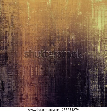 Antique vintage texture, old-fashioned weathered background. With different color patterns: yellow (beige); brown; purple (violet); gray