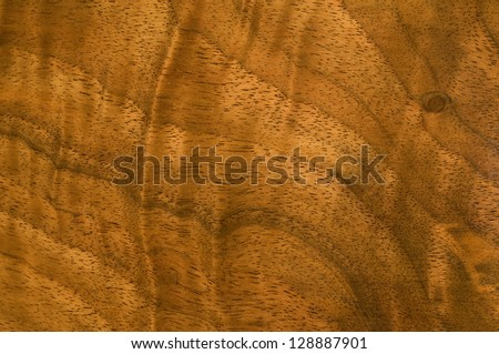 Antique wood tabletop - great for a background - stock photo