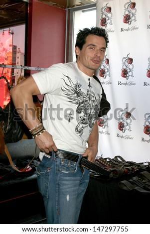 Antonio Sabato Jr. GBK MTV Movie Awards Gifting Suites  Crimson & Opera Los Angeles,  CA May 31, 2008 - stock photo