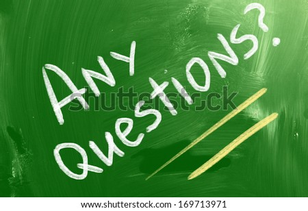 Stock Images similar to ID 9146290 - abstract question mark...