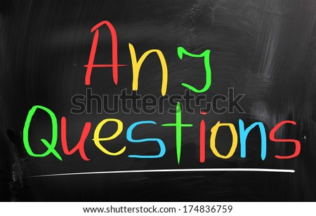Stock Images similar to ID 192286319 - any questions 3d ...