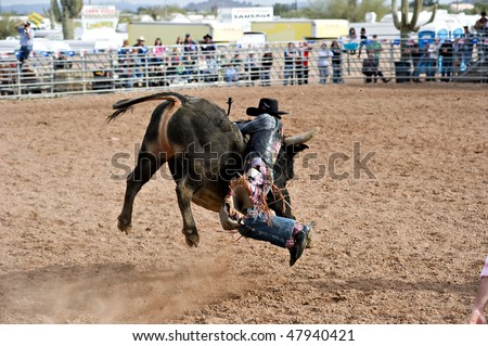 Apache Junction Az February 26 Rodeo Stock Photo 47940379