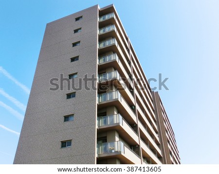Apartment - stock photo
