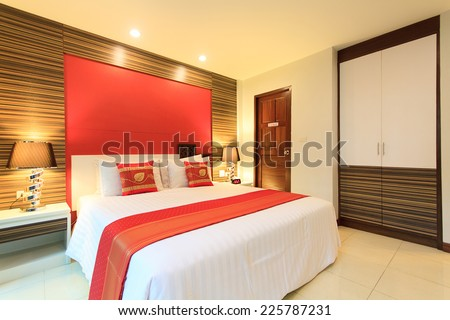 Apartment Service Room at Patong Beach Phuket Thailand