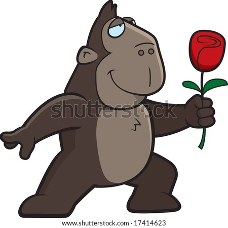 Ape Flower - stock photo