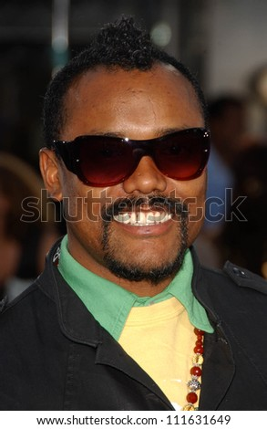 "Apl.de.Ap at the Los Angeles Premiere of ""Transformers"". Mann's Village Theater, Los Angeles, CA. 06-27-07"