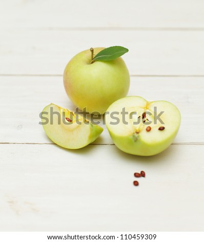 Apple fruit - healthy organic food