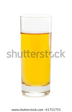 apple juice - stock photo