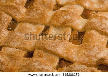 Apple Pie. - stock photo