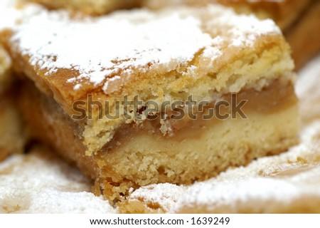 apple-pie - stock photo