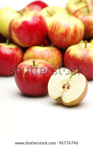 Apples - stock photo