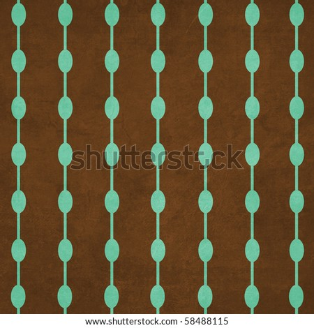 Aqua and Brown Collection Background