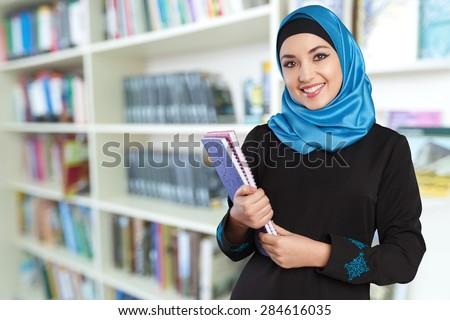 Arab, arabic, saudi. - stock photo