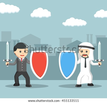 Arabic Sword Stock Photos Images Amp Pictures Shutterstock